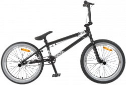 "Велосипед BMX TechTeam Level 20"" (2020) чёрный"